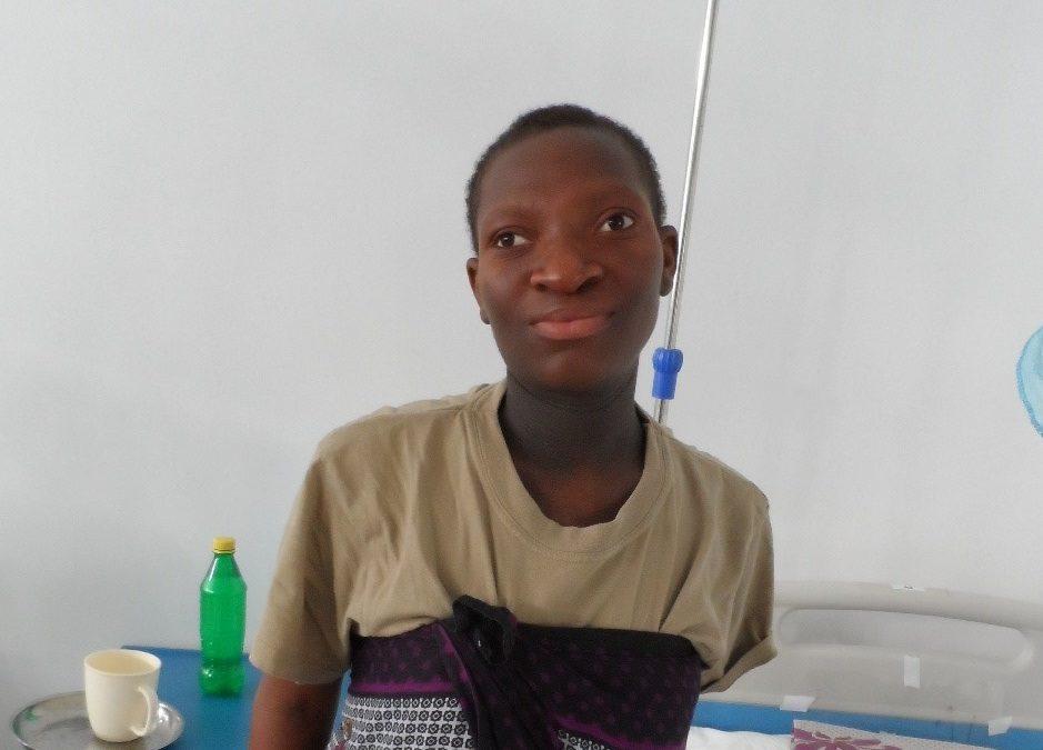 Fistula treatment: Mariama's story