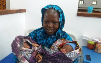 Safe childbirth in Africa this Christmas
