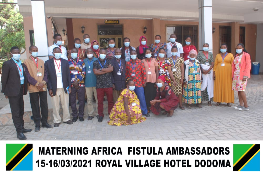 Maternity Africa resumes fistula outreach