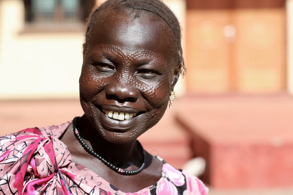 Pudol from South Sudan