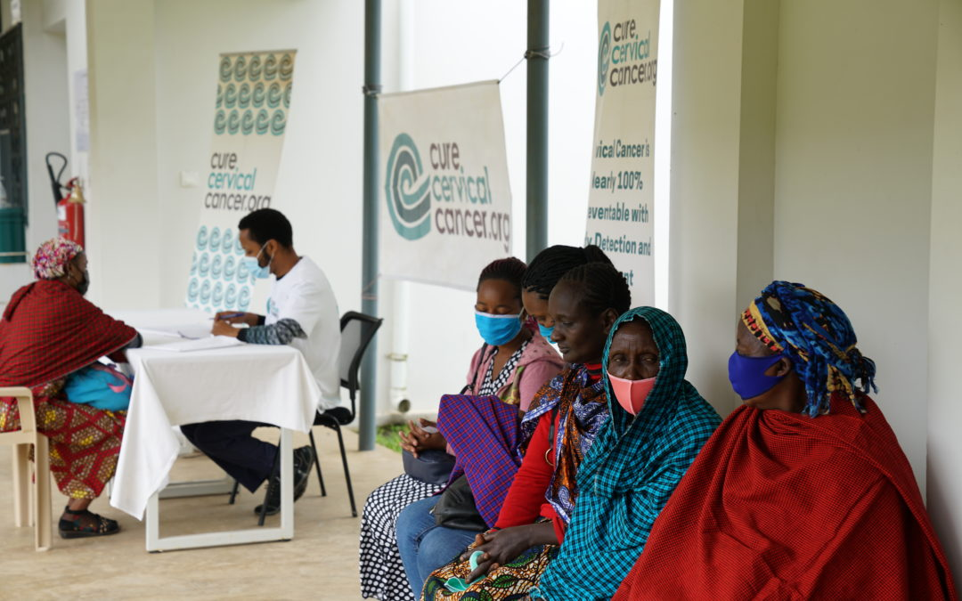 New service: Screening and treating cervical cancer